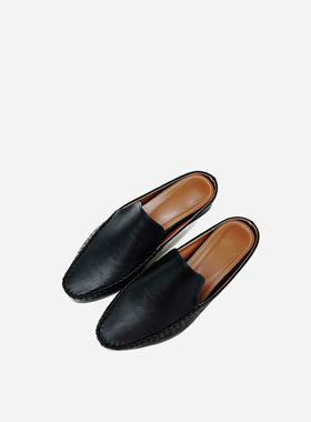 simple loafer style slipper 패션쇼핑몰 모스빈(Mossbean)