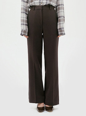 Soft formal straight slacks 패션쇼핑몰 모스빈(Mossbean)