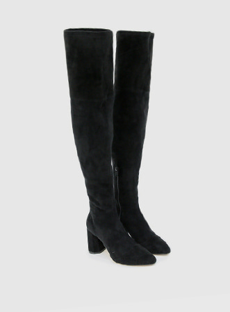 Suede long boots 패션쇼핑몰 모스빈(Mossbean)