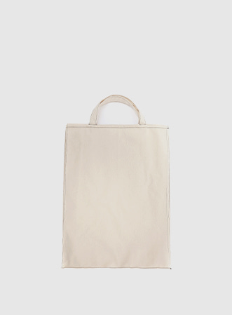 [무료배송] Cotton stitch tote bag-모스빈