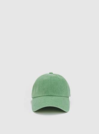 [무료배송]Single color cotton cap-모스빈