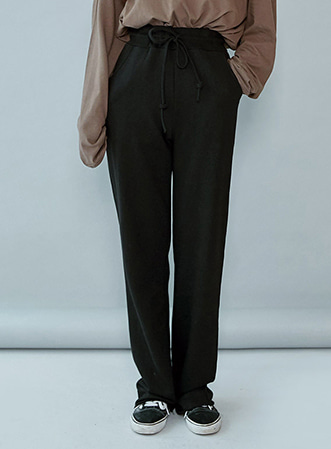[MOS] average 170. long line pants-모스빈